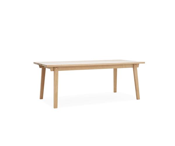 Normann Copenhagen Slice Table - 90x200cm