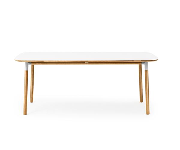 Normann Copenhagen Form Table - 200 cm