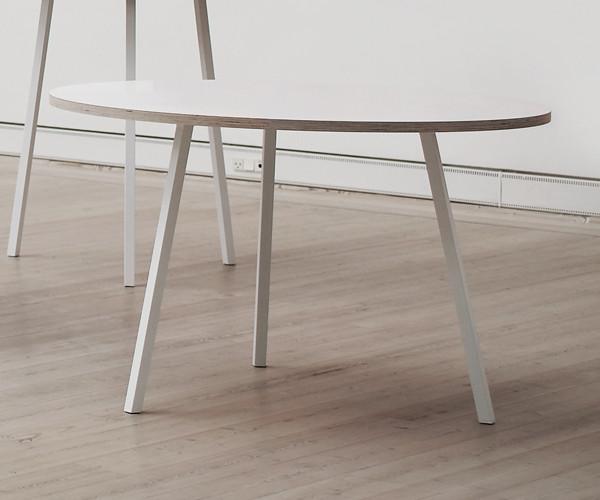 Hay loop stand bord   rundt   kontorborde   borde
