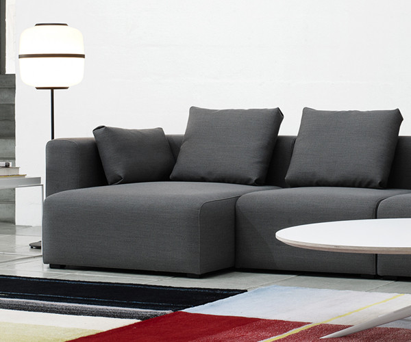 hay mags sofa modul sofa. Black Bedroom Furniture Sets. Home Design Ideas