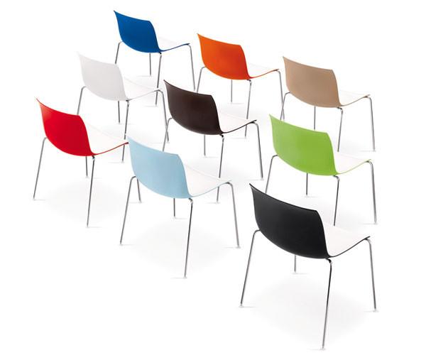 arper catifa 53 stol spisestole stole. Black Bedroom Furniture Sets. Home Design Ideas