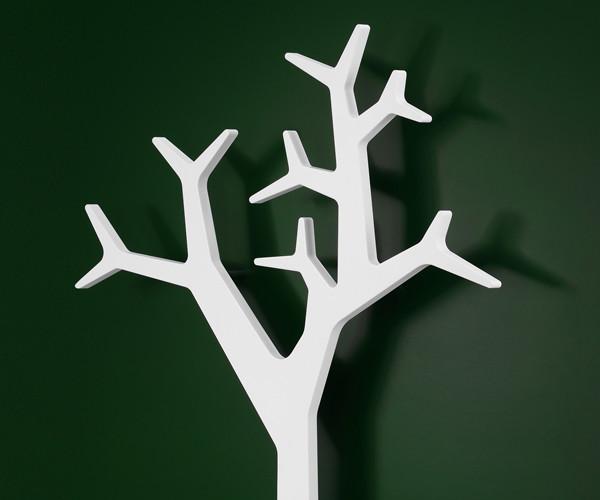 Swedese Tree Wall Hvid (Stor) Knager& Stumtjenere TILBEH u00d8R