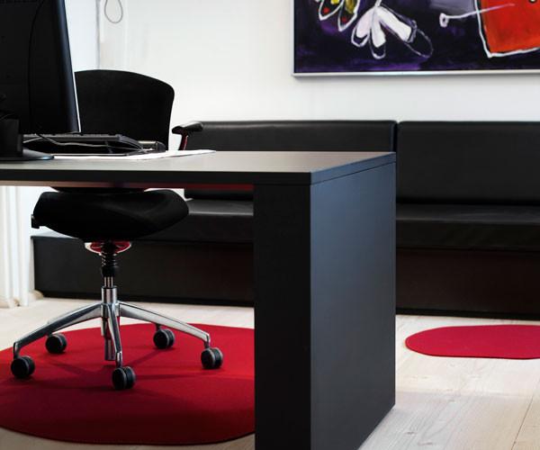 fraster stoleunderlag filt. Black Bedroom Furniture Sets. Home Design Ideas