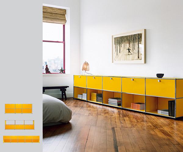 usm haller hifi m bel. Black Bedroom Furniture Sets. Home Design Ideas
