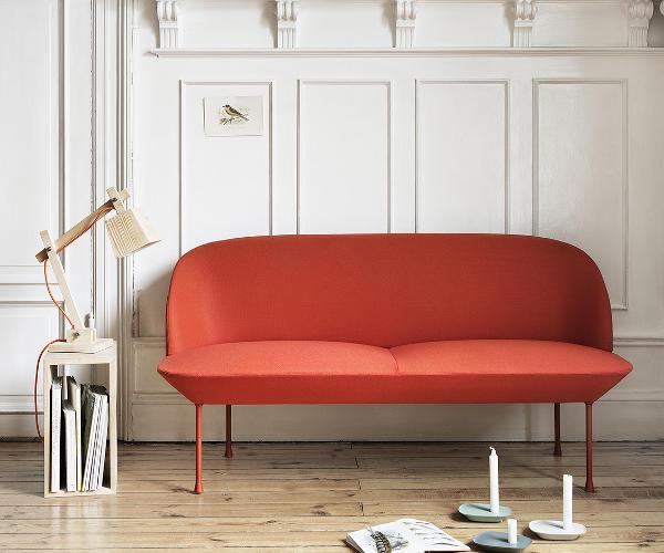 Muuto Oslo Sofa 2 pers