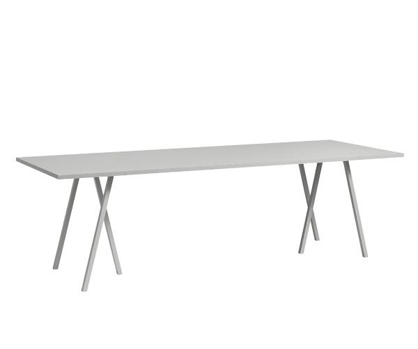 hay loop stand table 160 spiseborde borde. Black Bedroom Furniture Sets. Home Design Ideas