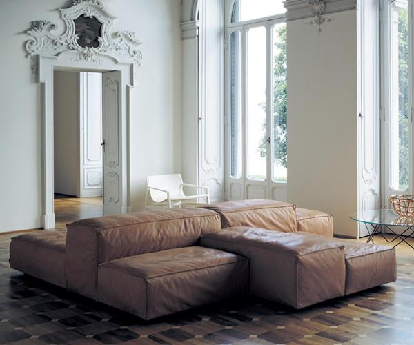 living divani extrasoft l der modul hj rne sofaer sofaer. Black Bedroom Furniture Sets. Home Design Ideas