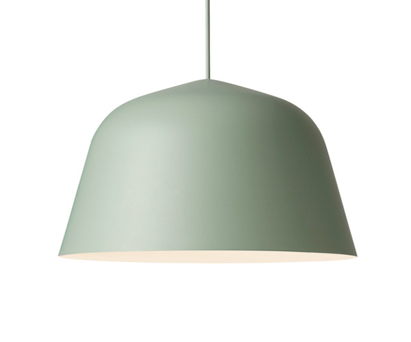 Muuto Ambit Pendel Lampe large Dusty Green