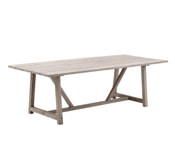 Sika Design George Spisebord Med Udtræk - Spiseborde - BORDE