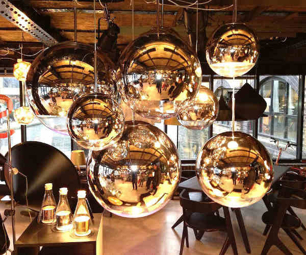tom dixon mirror ball 50cm. Black Bedroom Furniture Sets. Home Design Ideas