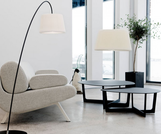 Le Klint Snowdrop Pendel Lampe - 120XS - XSmall - Plast Skærm