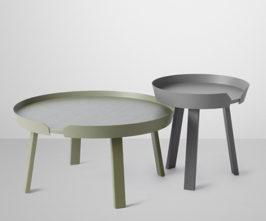 Muuto Around Coffee Table - Stor