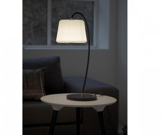 Le Klint Snowdrop 320 Bordlampe - Plast Skærm
