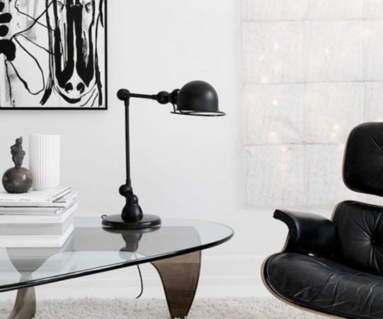 Jielde Loft Bordlampe D 6440 - Malet
