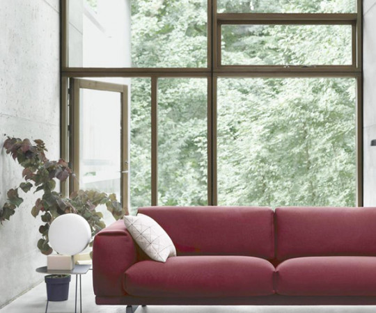 Muuto Rest Sofa 3 Pers. - Rime 591 - DEMO.