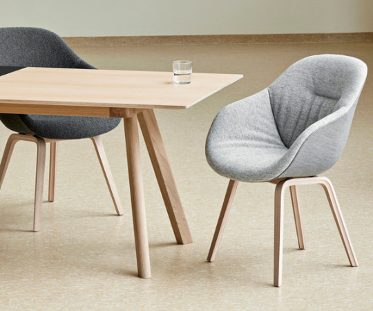 HAY About A Chair (AAC123) - Soft Duo - Hallingdal 116-Remix 133