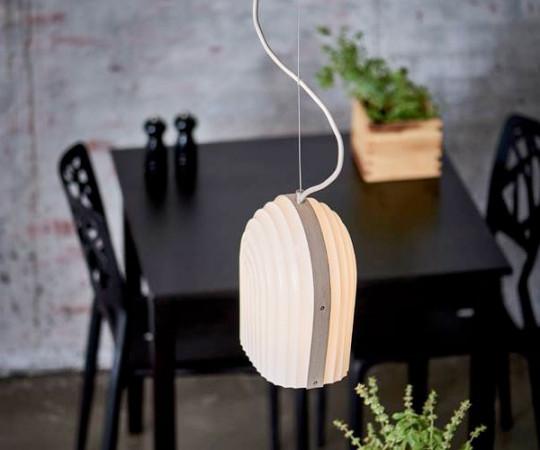 Le Klint ARC Pendel Lampe - Lys Eg