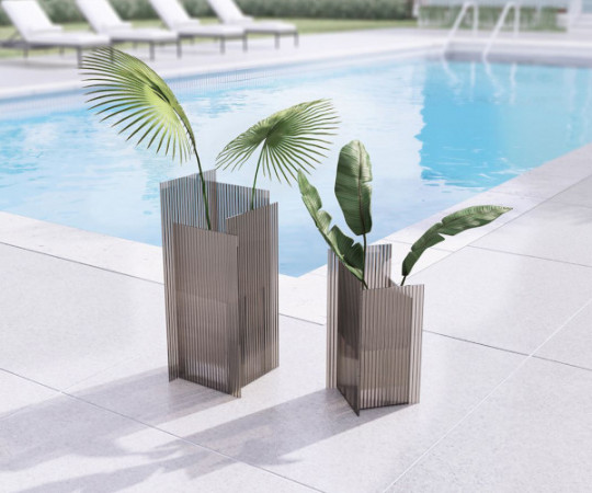 Aytm Flos vase - højde 30 cm