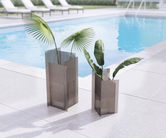 Aytm Flos vase - Højde 41,5 cm