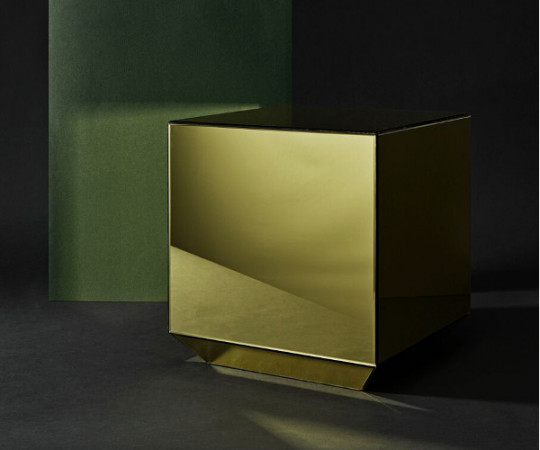 AYTM Speculum Gold sidebord