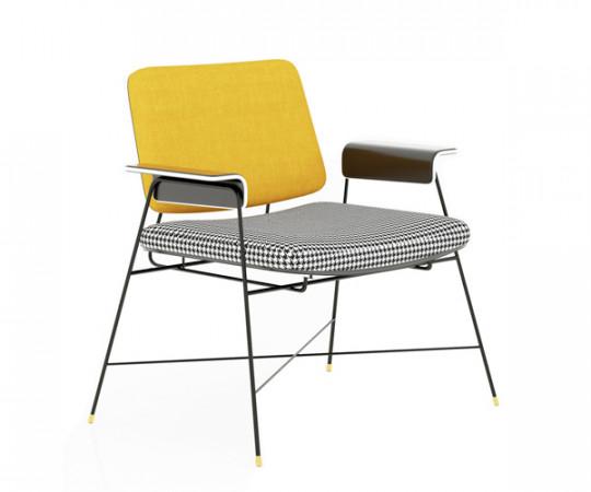 Baxter Bauhaus Special edition - Loungestol