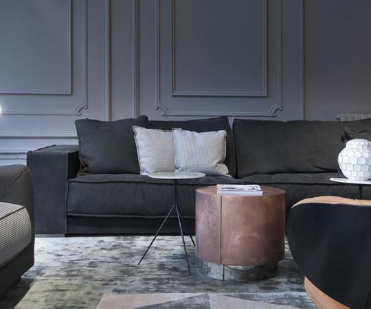 Baxter Budapest Soft Sofa - 300cm