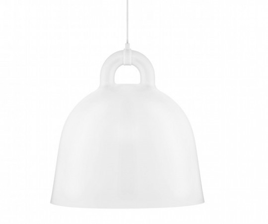 Normann Copenhagen Bell lamp large white