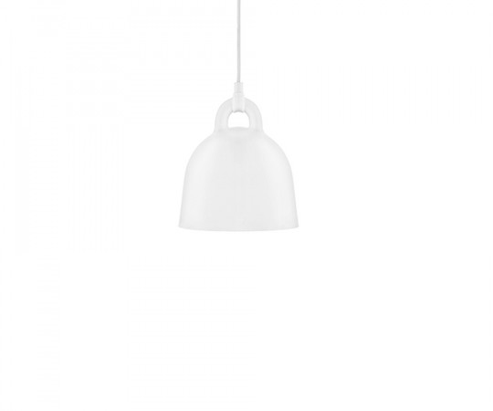 Normann Copenhagen Bell lamp x-small white