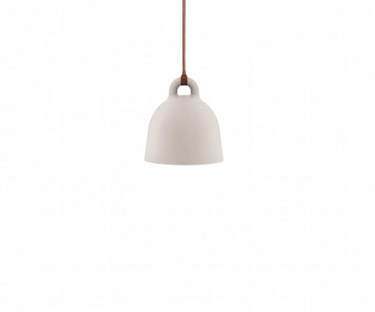 Normann Copenhagen Bell lamp x-small sand