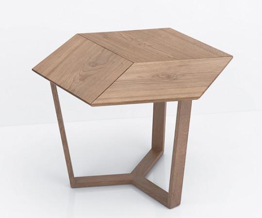 Collect Furniture KANT Sofabord - 41 cm høj