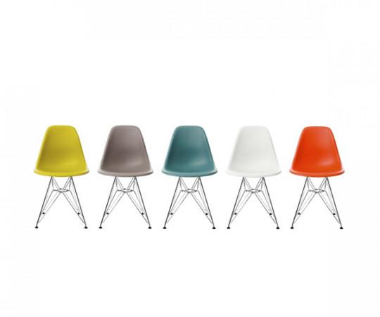Vitra Eames DSR Spisestol - Alle Farver