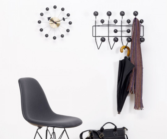 Vitra Eames Hang It All Sort - Black Edition