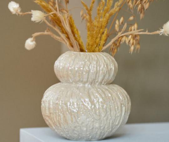 Eden Outcast Fusing Double vase