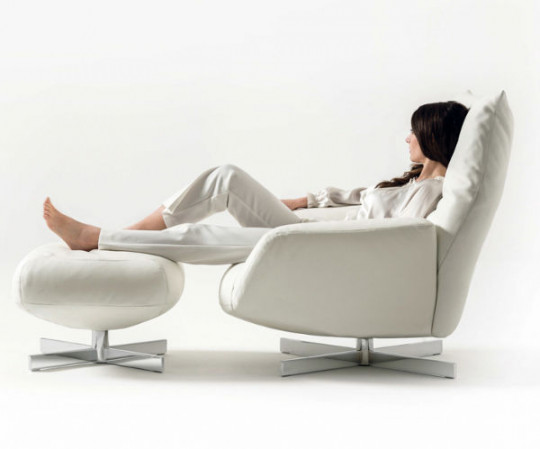 Edra Chiara Lounge Chair