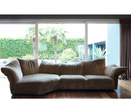 Edra Standard Sofa - Halvhjørne