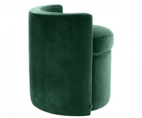 Eichholtz Arcadia stol - Roche dark green