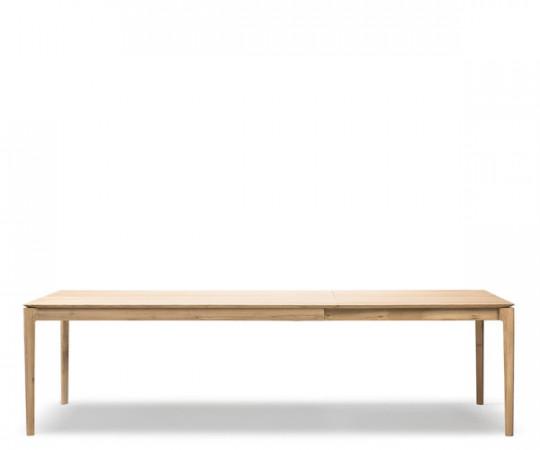 Ethnicraft Oak Bok Udtræksbord - 160-240cm.