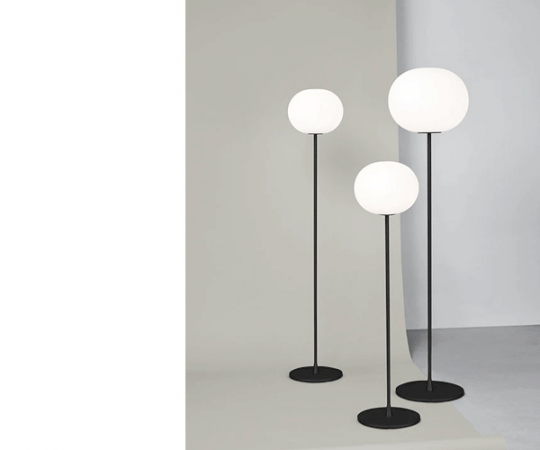 Flos Glo-Ball F3 - Sort