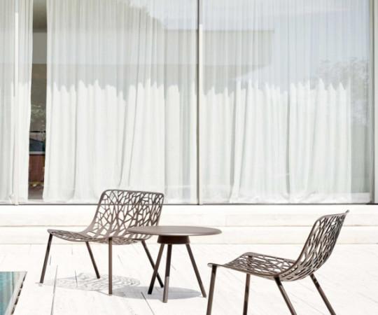 Fast Design Forest Lounge stol - flere farver