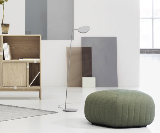 Muuto Five Pouf - Large - Remix 933