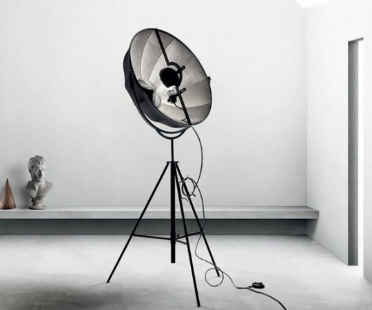 Pallucco Fortuny lamp - Sort