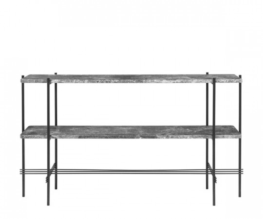 Gubi TS Marmor Console - 2 Plader