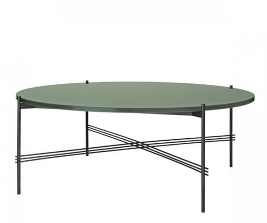 Gubi TS Coffee Table - XL Dia.105cm. - Glas