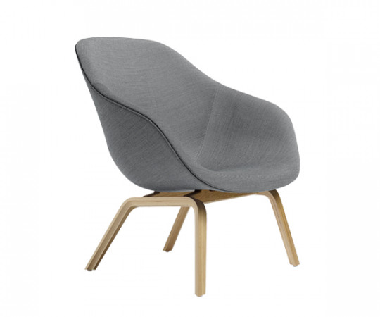 HAY About a Lounge Chair Low (AAL83) Surface 150