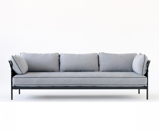 HAY Can 3 Pers. Sofa - Surface Stof