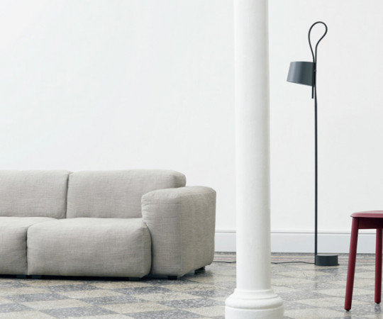 HAY Mags Soft Sofa - Low Arm  - 3P. - Ruskin Stof