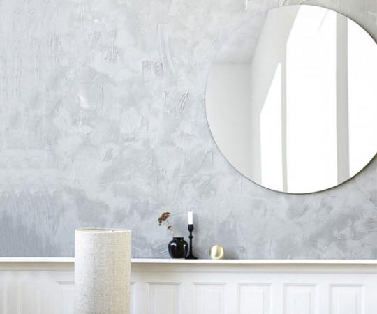 House Doctor Walls spejl - Klar - 110cm