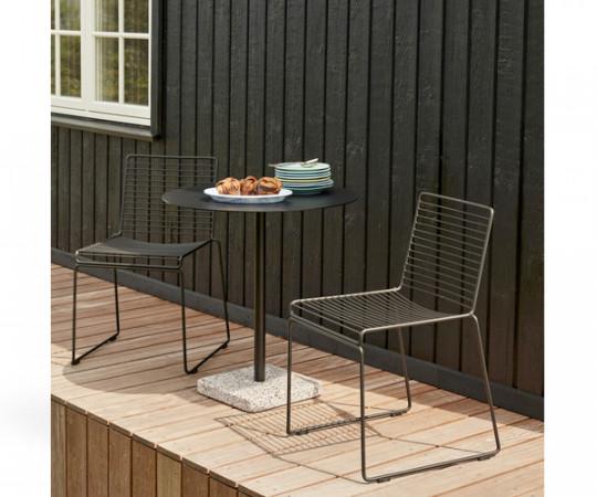 HAY Hee Chair Dining - Kasse Med 2 stk.