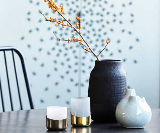 House Doctor Groove Vase Sort