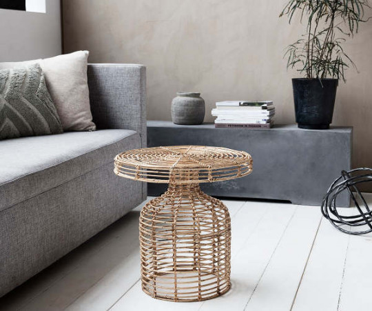 House Doctor Nature Rattan sidebord